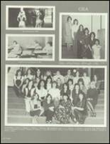 1981 Granbury High School Yearbook Page 116 & 117