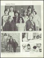 1981 Granbury High School Yearbook Page 118 & 119