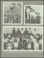 1981 Granbury High School Yearbook Page 120 & 121