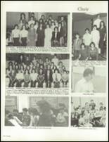 1981 Granbury High School Yearbook Page 122 & 123