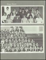 1981 Granbury High School Yearbook Page 124 & 125
