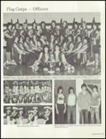 1981 Granbury High School Yearbook Page 126 & 127