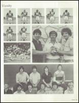 1981 Granbury High School Yearbook Page 132 & 133