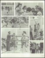 1981 Granbury High School Yearbook Page 136 & 137