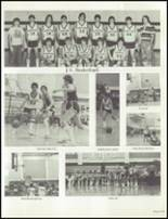 1981 Granbury High School Yearbook Page 140 & 141