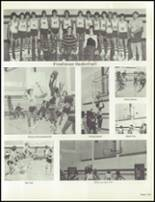 1981 Granbury High School Yearbook Page 142 & 143