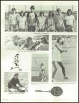 1981 Granbury High School Yearbook Page 146 & 147