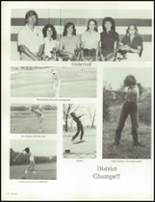 1981 Granbury High School Yearbook Page 148 & 149