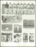 1981 Granbury High School Yearbook Page 150 & 151