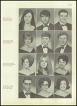 1968 Treadwell High School Yearbook Page 14 & 15