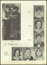 1968 Treadwell High School Yearbook Page 16 & 17