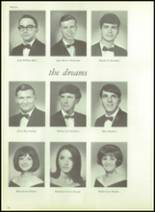 1968 Treadwell High School Yearbook Page 18 & 19