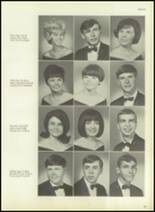 1968 Treadwell High School Yearbook Page 20 & 21