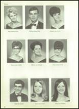 1968 Treadwell High School Yearbook Page 26 & 27