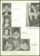 1968 Treadwell High School Yearbook Page 28 & 29
