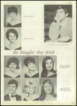 1968 Treadwell High School Yearbook Page 30 & 31