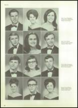 1968 Treadwell High School Yearbook Page 32 & 33