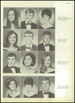 1968 Treadwell High School Yearbook Page 36 & 37