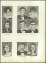 1968 Treadwell High School Yearbook Page 38 & 39