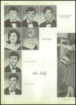 1968 Treadwell High School Yearbook Page 44 & 45
