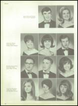 1968 Treadwell High School Yearbook Page 46 & 47