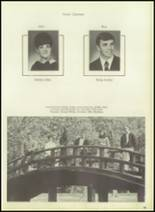 1968 Treadwell High School Yearbook Page 52 & 53
