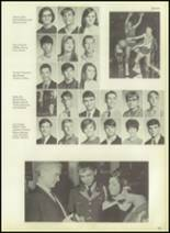 1968 Treadwell High School Yearbook Page 56 & 57