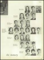 1968 Treadwell High School Yearbook Page 58 & 59