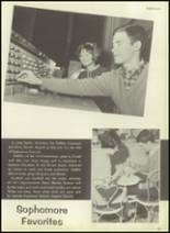 1968 Treadwell High School Yearbook Page 66 & 67