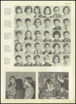 1968 Treadwell High School Yearbook Page 70 & 71