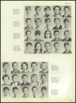 1968 Treadwell High School Yearbook Page 72 & 73