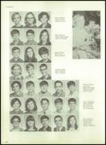 1968 Treadwell High School Yearbook Page 84 & 85