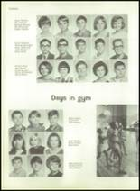 1968 Treadwell High School Yearbook Page 88 & 89