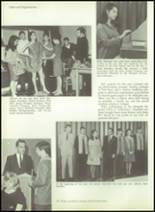 1968 Treadwell High School Yearbook Page 152 & 153