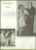 1968 Treadwell High School Yearbook Page 276 & 277