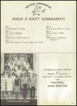 1968 Treadwell High School Yearbook Page 326 & 327