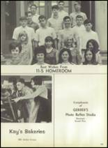 1968 Treadwell High School Yearbook Page 328 & 329