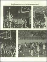 1974 John Jay High School Yearbook Page 50 & 51