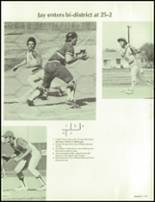 1974 John Jay High School Yearbook Page 104 & 105