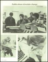 1974 John Jay High School Yearbook Page 114 & 115