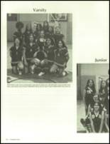 1974 John Jay High School Yearbook Page 156 & 157