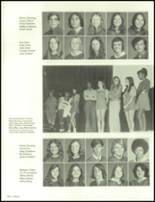 1974 John Jay High School Yearbook Page 242 & 243