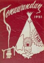 1951 Yearbook Tonawanda High School