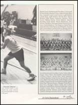 1993 Clyde High School Yearbook Page 32 & 33