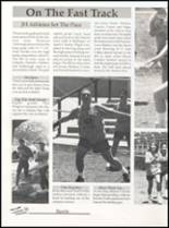 1993 Clyde High School Yearbook Page 40 & 41