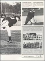 1993 Clyde High School Yearbook Page 42 & 43