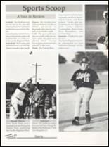 1993 Clyde High School Yearbook Page 44 & 45