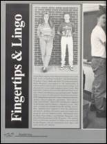 1993 Clyde High School Yearbook Page 50 & 51