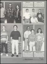 1993 Clyde High School Yearbook Page 52 & 53