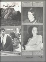 1993 Clyde High School Yearbook Page 56 & 57